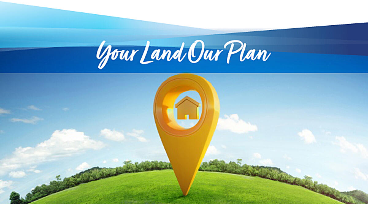 Your Land Our Plan